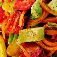 Fiesta  salata od mrkve