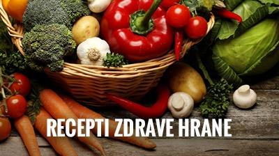 Recepti zdrave hrane