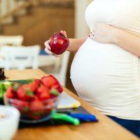 Postepeni razvoj ploda u utrobi majke i biblijski praznici