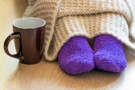 Hladna stopala – prirodno rješavanje problema